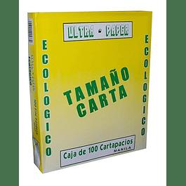 Folder Manila Carta Ultra Paper