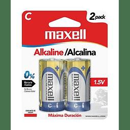 Baterías C Maxell