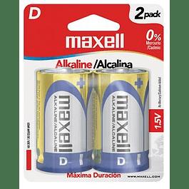 Baterías D Maxell