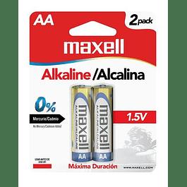 Baterías AA Maxell