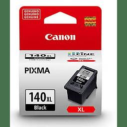 Tinta Canon PG-140 BK XL