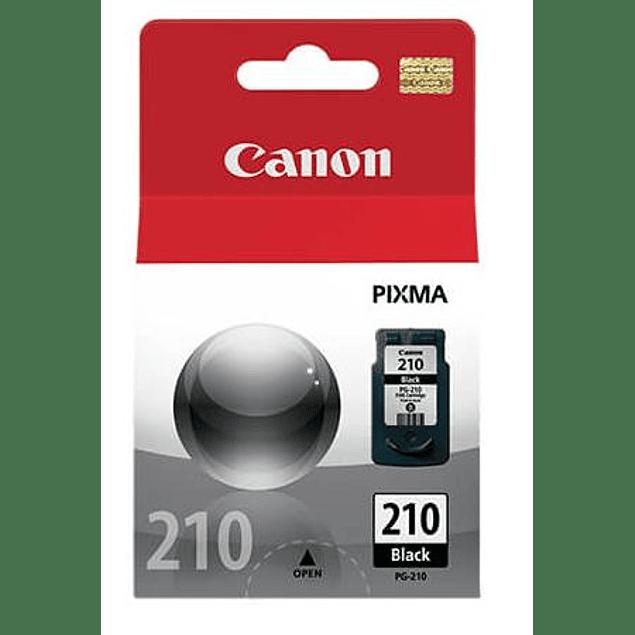 Tinta Canon PG-210 BK