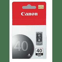 Tinta Canon PG-40 BK