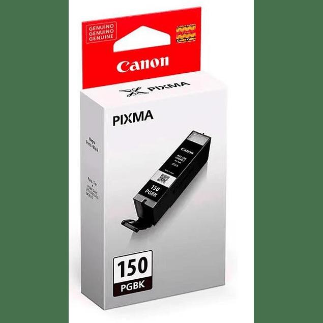 Tinta Canon PGI-150 BK