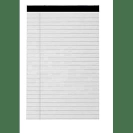 Libretas Rayadas Blancas Carta