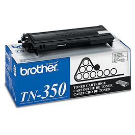 Toner Brother TN350 BK