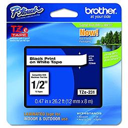 Cinta Brother TZE-231