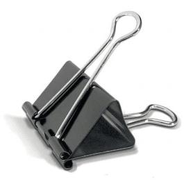 """Binder clip Studmark 2"""""""