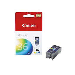 Tintas Canon CLI-36 CLR