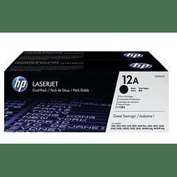 Toner HP Q2612A DuoPack