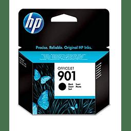 Tinta HP CC653 901 BK