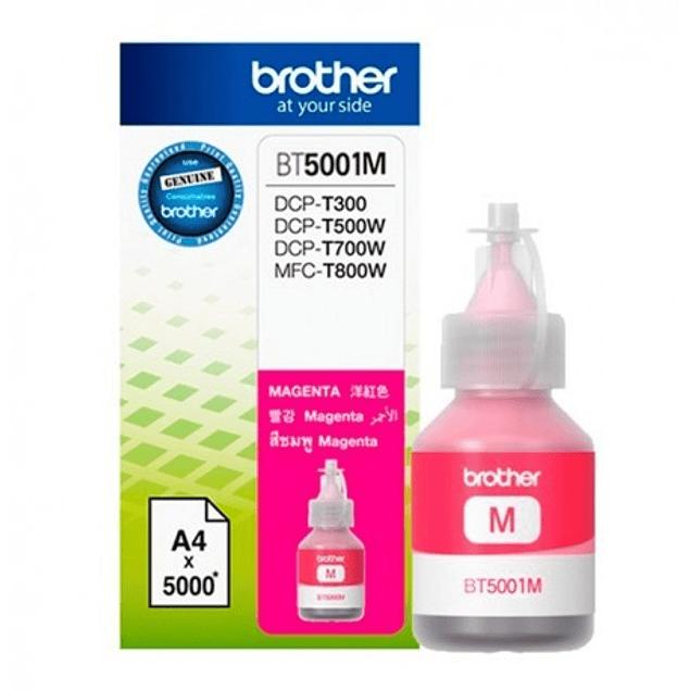 Tinta Brother BT-5001 Magenta