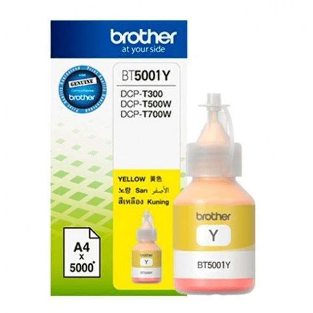 Tinta Brother BT-5001 Yellow