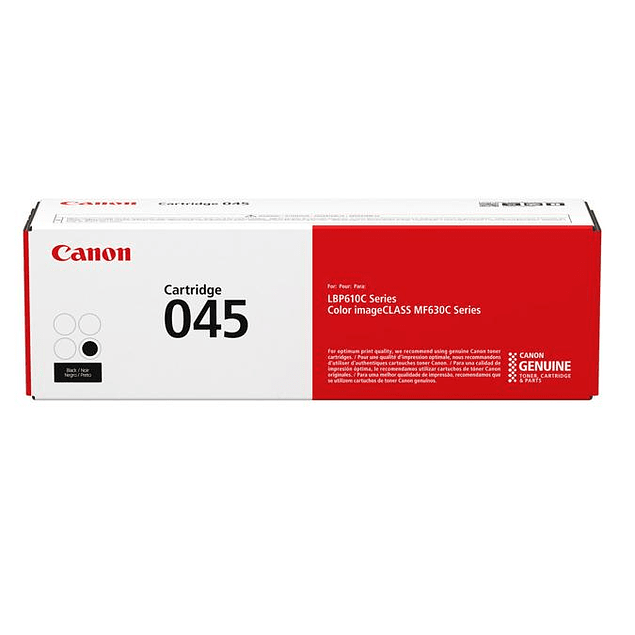 Toner Canon 045 BK