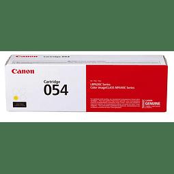 Toner Canon 054 YELLOW