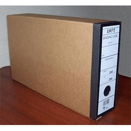 Binding Case N.50 AMPO