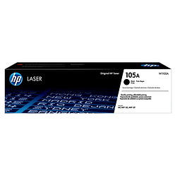 Toner HP W1105 105 BK