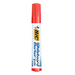 Marcadores para Tableros BIC Rojo MPB-12-R