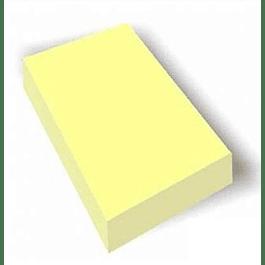Papel bond Carta Amarillo Ultra Paper