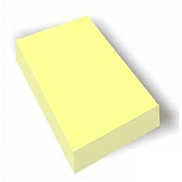 Papel bond Legal Amarillo Ultra Paper