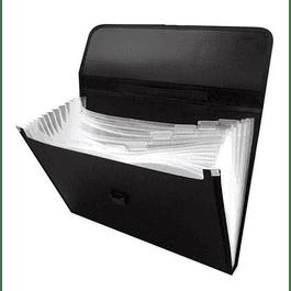 Acordeones Negros Carta Studmark ST-00039-A