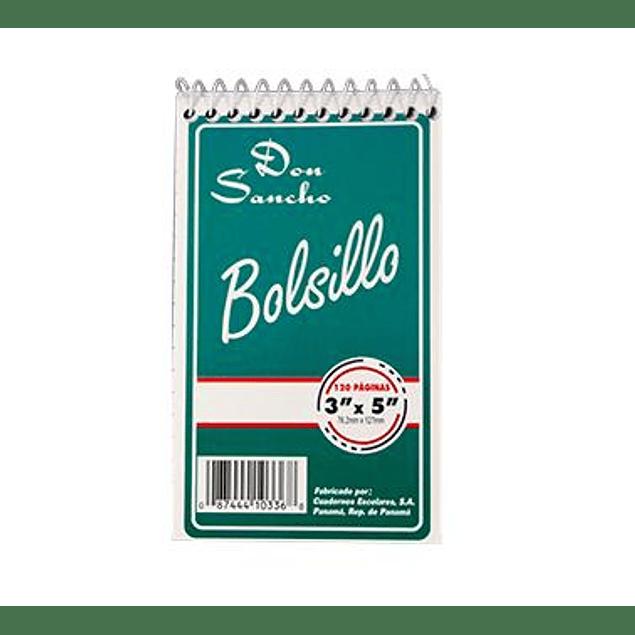 Libretas de Bolsillo Don Sancho