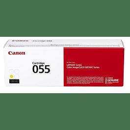 Toner Canon 055 YELLOW
