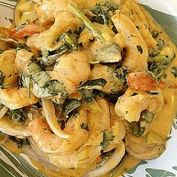 Camarones al curry familiar 1.2 kg