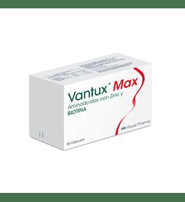 Vantux Max - Suplemento vitaminico