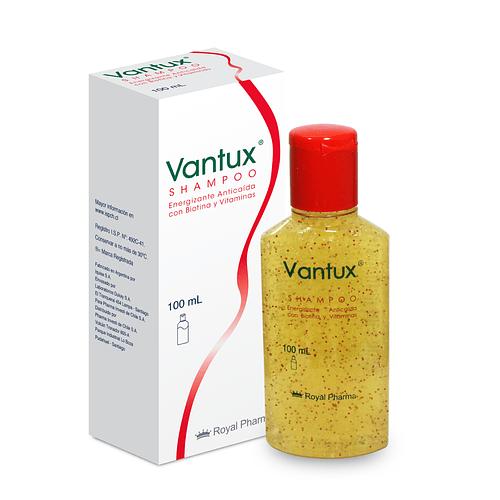 Vantux Shampoo - Energizante anticaída