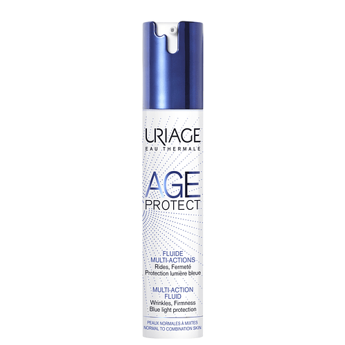 AGE PROTECT - FLUIDO MULTIACCION - arrugas, firmeza, protección pantallas