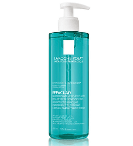 La Roche Posay - EFFACLAR Gel Micro Exfoliante - 400ml
