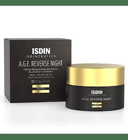 ISDIN A.G.E Reverse Night - Crema reparadora nocturno.