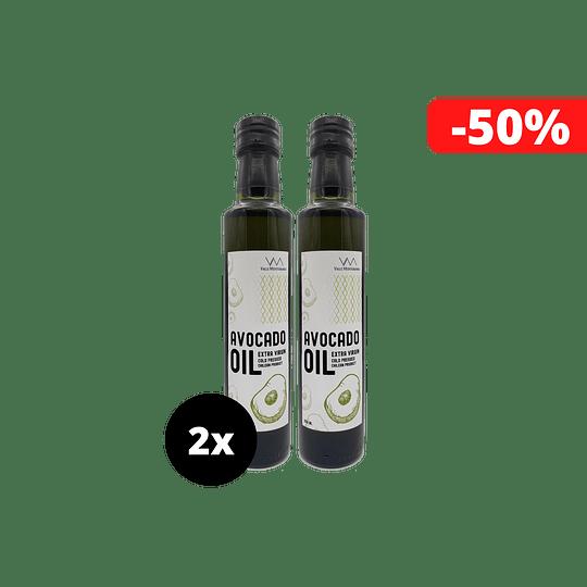 2 x Aceite Premium de Palta 250ml