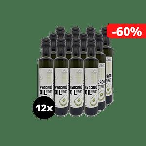 12 x Aceite Premium de Palta 250ml