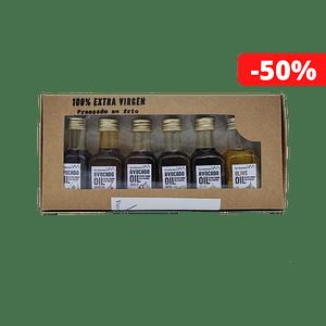Box 6 - 20ml palta, oliva y variedades