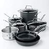 Batería de cocina Anodizado 11 Piezas Cuisinart 66-11