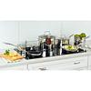 Batería de cocina Cuisinart Acero Inoxidable 11 pz 89-11