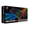 Combo Gamer Cougar Teclado + Mouse Deathfire EX