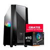 Gabinete Gamer Cougar MX660-T + FUENTE DE PODER XTC 550 DE REGALO
