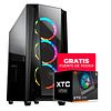 Gabinete Gamer Cougar MX660-T RGB + FUENTE DE PODER XTC 550 DE REGALO