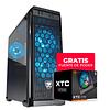 Gabinete Gamer Cougar MX330-G Air + FUENTE DE PODER XTC 550 DE REGALO