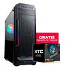 Gabinete Gamer Cougar MX331 MESH-G + FUENTE DE PODER XTC 550 DE REGALO