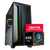 Gabinete Gamer Cougar DarkBlader X7 Trans Black + FUENTE DE PODER XTC 550 DE REGALO