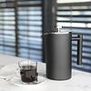Cafetera Prensa Francesa Simple Cook Bolonia Negra