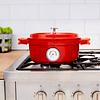 Olla Simple Cook Aluminio Fundido Alsacia 4 Litros