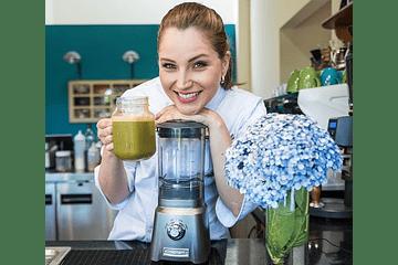Vuelve tus días saludables con la Licuadora compacta de Cuisinart
