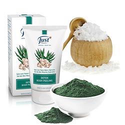 Dode Zee Zout | Spirulina Detox Body Peeling | 150 ml
