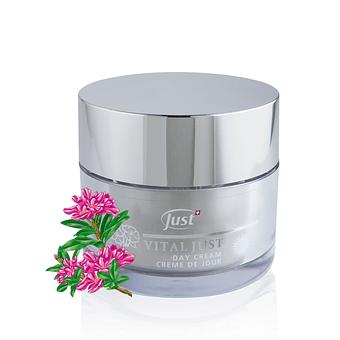 VITAL JUST Alpine Rose Day Cream | 50 ml