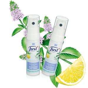 lemon | Peppermint Mouth Spray | 2 x 20ml